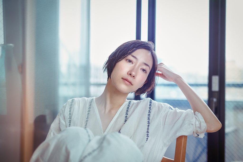 model / Komatsuna